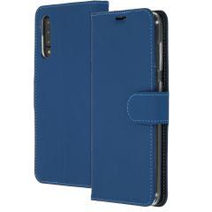 Accezz Étui de téléphone Wallet Samsung Galaxy A50 / A30s - Bleu