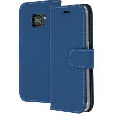 Accezz Étui de téléphone Wallet Samsung Galaxy S7 - Bleu