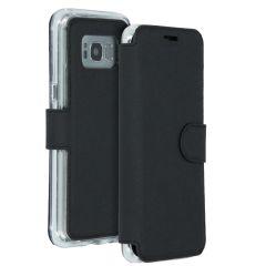 Accezz Étui de téléphone Xtreme Wallet Samsung Galaxy S8 - Noir