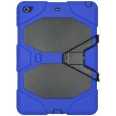 Coque Protection Army extrême iPad 10.2 (2019 / 2020) - Bleu