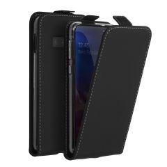 Accezz Étui à rabat Samsung Galaxy S10e - Noir