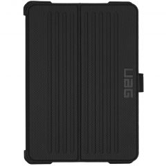 UAG Étui de tablette Metropolis iPad 10.2 (2019 / 2020 / 2021) - Noir