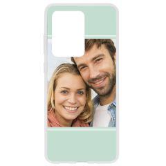 Concevez votre propre coque en gel Samsung Galaxy S20 Ultra