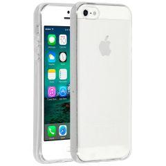 Accezz Coque Clear iPhone 5 / 5s / SE - Transparent