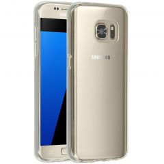 Accezz Coque Clear Samsung Galaxy S7 - Transparent