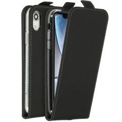 Accezz Étui à rabat iPhone Xr - Noir