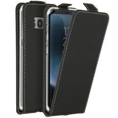 Accezz Étui à rabat Samsung Galaxy S8 - Noir
