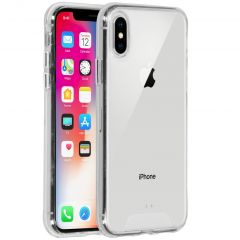 Accezz Coque Xtreme Impact iPhone Xs / X - Transparent