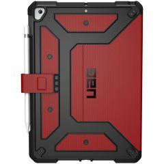 UAG Étui de tablette Metropolis iPad 10.2 (2019 / 2020) - Rouge