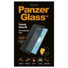 PanzerGlass Protection d'écran Privacy Case Friendly Samsung Galaxy S20