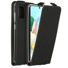Accezz Étui à rabat Samsung Galaxy A71 - Noir