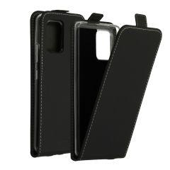 Accezz Étui à rabat Samsung Galaxy S10 Lite - Noir