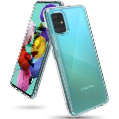 Ringke Coque Fusion Samsung Galaxy A51 - Transparent