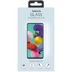 Selencia Protection d'écran en verre durci Samsung Galaxy A51