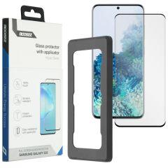 Accezz Protection d'écran Glass + Applicateur Samsung Galaxy S20