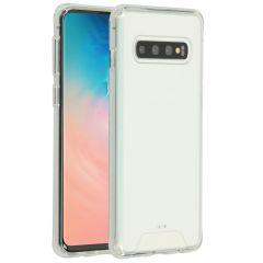 Accezz Coque Xtreme Impact Samsung Galaxy S10 - Transparent