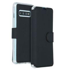 Accezz Étui de téléphone Xtreme Wallet Samsung Galaxy S10 - Noir