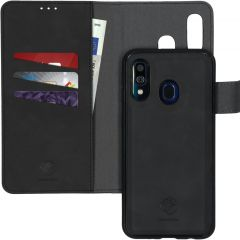 iMoshion Etui de téléphone 2-en-1 amovible Samsung Galaxy A40 - Noir