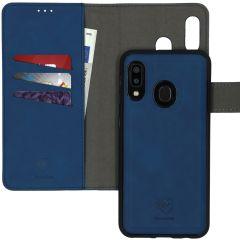 iMoshion Etui de téléphone 2-en-1 amovible Samsung Galaxy A20e - Bleu