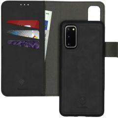 iMoshion Etui de téléphone 2-en-1 amovible Samsung Galaxy S20 - Noir