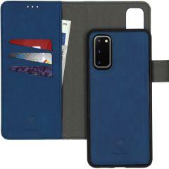 iMoshion Etui de téléphone 2-en-1 amovible Samsung Galaxy S20 - Bleu