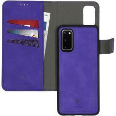 iMoshion Etui de téléphone 2-en-1 amovible Samsung Galaxy S20