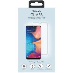 Selencia Protection d'écran en verre durci Samsung Galaxy A20e