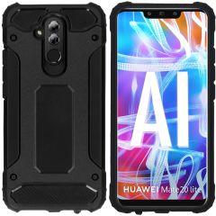 iMoshion Coque Rugged Xtreme Huawei Mate 20 Lite - Noir