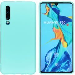 iMoshion Coque Color Huawei P30 - Turquoise