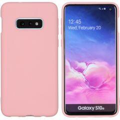 iMoshion Coque Color Samsung Galaxy S10e - Rose
