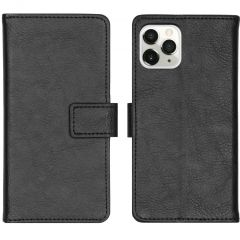iMoshion Étui de téléphone portefeuille Luxe iPhone 11 Pro - Noir
