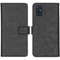 iMoshion Étui de téléphone portefeuille Luxe Galaxy A51 - Noir