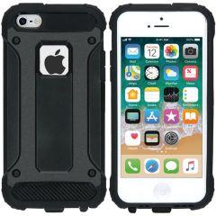 iMoshion Coque Rugged Xtreme iPhone SE / 5 / 5s - Noir