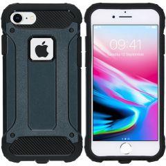 iMoshion Coque Rugged Xtreme iPhone 8 / 7 - Bleu foncé