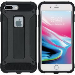 iMoshion Coque Rugged Xtreme iPhone 8 Plus / 7 Plus - Noir