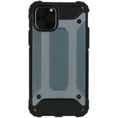 iMoshion Coque Rugged Xtreme iPhone 11 Pro - Bleu foncé