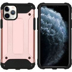 iMoshion Coque Rugged Xtreme iPhone 11 Pro - Rose Champagne