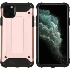 iMoshion Coque Rugged Xtreme iPhone 11 Pro Max - Rose Champagne