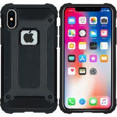iMoshion Coque Rugged Xtreme iPhone X - Noir