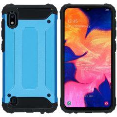 iMoshion Coque Rugged Xtreme Samsung Galaxy A10 - Bleu clair