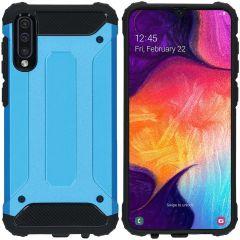 iMoshion Coque Rugged Xtreme Samsung Galaxy A50 / A30s - Bleu clair