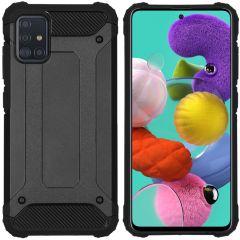 iMoshion Coque Rugged Xtreme Samsung Galaxy A51 - Noir
