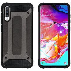 iMoshion Coque Rugged Xtreme Samsung Galaxy A70 - Noir