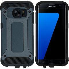 iMoshion Coque Rugged Xtreme Samsung Galaxy S7 - Bleu foncé