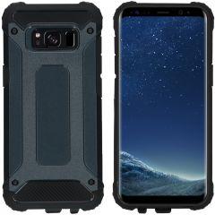 iMoshion Coque Rugged Xtreme Samsung Galaxy S8 - Bleu foncé