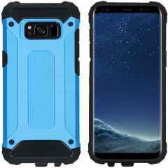 iMoshion Coque Rugged Xtreme Samsung Galaxy S8 - Bleu clair