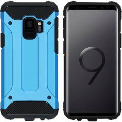 iMoshion Coque Rugged Xtreme Samsung Galaxy S9 - Bleu clair