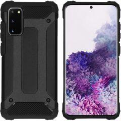 iMoshion Coque Rugged Xtreme Samsung Galaxy S20 - Noir