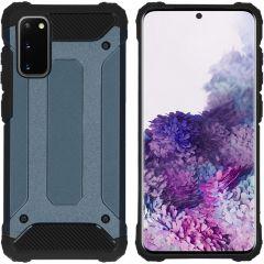 iMoshion Coque Rugged Xtreme Samsung Galaxy S20 - Bleu foncé