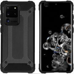 iMoshion Coque Rugged Xtreme Samsung Galaxy S20 Ultra - Noir